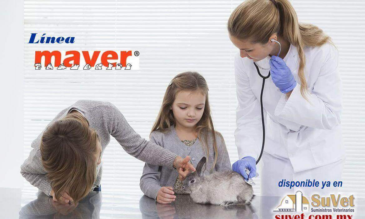 LabMaver disponible en suvet.com.mx