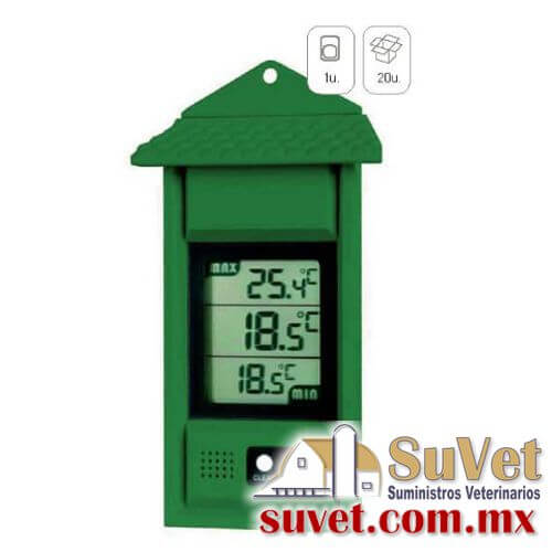 Termometro digital (sobre pedido) pieza - SUVET