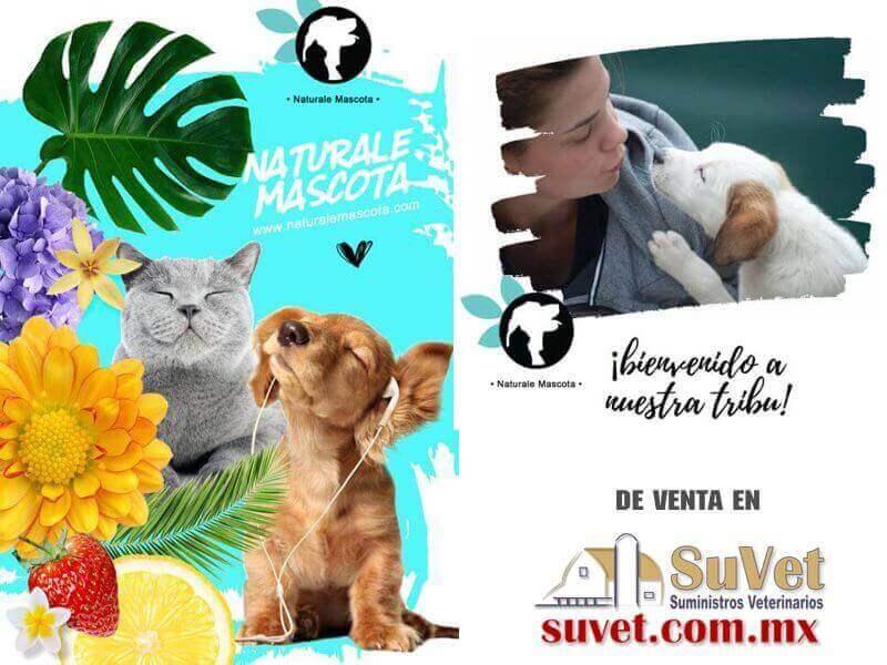 Naturale Mascota en SuVet suministros veterinarios